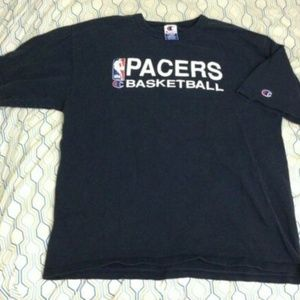 Vintage 90s Champion Indiana Pacers Basketball NBA